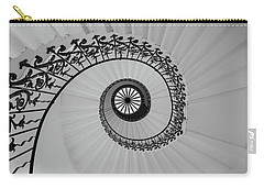 Carry-all Pouch featuring the photograph The Queens House by David Chandler