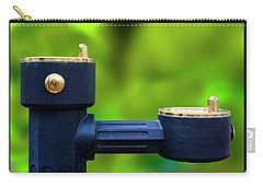 Carry-all Pouch featuring the photograph The Quencher by Paul Wear
