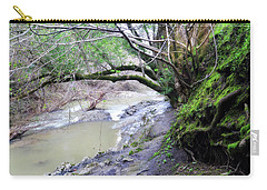 The Quiet Places Carry-all Pouch by Donna Blackhall