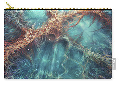 The Racing Heart Of The Crab Nebula Carry-all Pouch