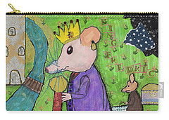 The Rat King Carry-all Pouch