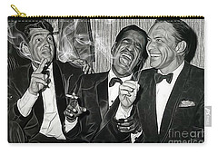 The Rat Pack Collection Carry-all Pouch