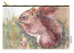 The Red Aqurrel Carry-all Pouch