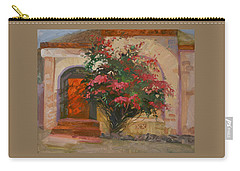 The Red Door - Catalina Island Carry-all Pouch