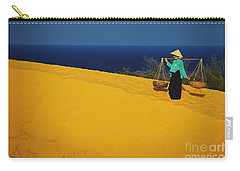 The Red San Dunes Of Mui Ne Vietnam Carry-all Pouch