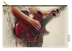 The Red Tour Guitar Carry-all Pouch
