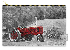 The Red Tractor Carry-all Pouch