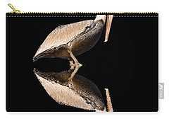 The Reflection Of A Pelican Carry-all Pouch