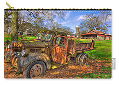 The Resting Place 2 Boswell Farm 1947 Dodge Dump Truck Carry-all Pouch