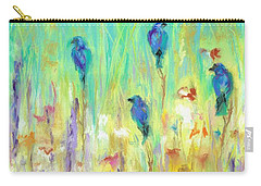 The Resting Place Carry-all Pouch by Frances Marino