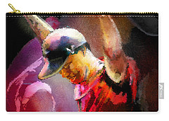 The Return Of The Tiger 04 - The Eagle Carry-all Pouch by Miki De Goodaboom