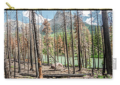 Carry-all Pouch featuring the photograph The Revealed View by Margaret Pitcher
