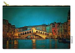 The Rialto Bridge Carry-all Pouch