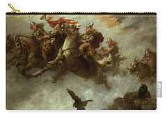 The Ride Of The Valkyries  Carry-all Pouch