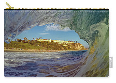 Carry-all Pouch featuring the photograph The Ritz Fitz by Sean Foster