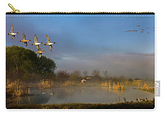 The River Bottoms Carry-all Pouch