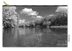 The Rivers Bend  Carry-all Pouch by Scott D Van Osdol