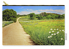 The Road Home Carry-all Pouch by Lynn Bauer