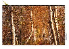 The Road Not Taken Carry-all Pouch