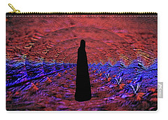The Road She Walks Carry-all Pouch by Aliceann Carlton
