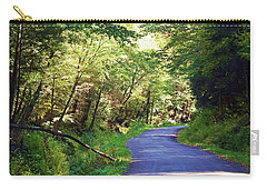 The Road To Eden Carry-all Pouch
