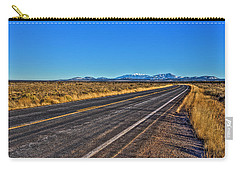 The Road To Flagstaff Carry-all Pouch