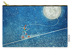 The Robbery Of The Moon Carry-all Pouch