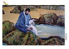 The Rock Pool - Painting Carry-all Pouch