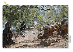 The Rocky Path Carry-all Pouch by Rosemary Colyer