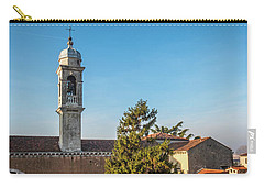 The Roofs Of Venice Carry-all Pouch