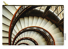 The Rookery Spiral Staircase Carry-all Pouch