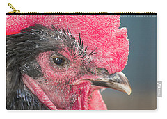 The Rooster Carry-all Pouch by David Stasiak