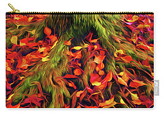 The Root Of Fall Carry-all Pouch