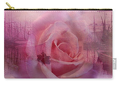The Rose And The Sea Carry-all Pouch