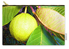 The Rose Apple Carry-all Pouch by Winsome Gunning