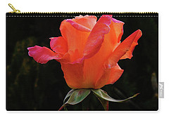 The Rose Carry-all Pouch by Mark Blauhoefer