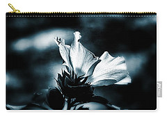 The Rose Of Sharon Carry-all Pouch by Allen Beilschmidt