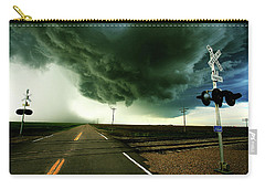 The Rough Road Ahead Carry-all Pouch