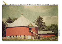 The Round Barn Carry-all Pouch by Joel Witmeyer
