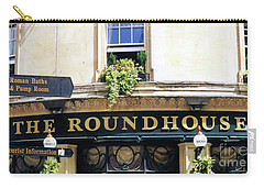 The Roundhouse Pub Bath England Carry-all Pouch