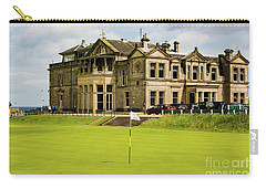 The Royal And Ancient Golf Club Of St Andrews Carry-all Pouch