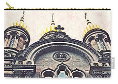The Russian Church In Wiesbaden Carry-all Pouch by Sarah Loft