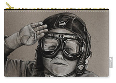 The Salute Carry-all Pouch by Jean Cormier