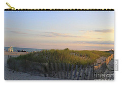 The Sand Dunes Of Long Island Carry-all Pouch