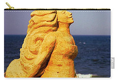 The Sand Sculpture Carry-all Pouch by Bob Pardue