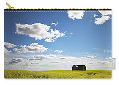 The Saskatchewan Prairies II Carry-all Pouch