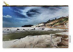 The Scala Dei Turchi II Carry-all Pouch by Patrick Boening