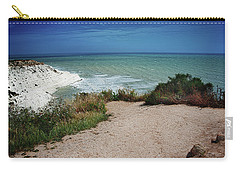 The Scala Dei Turchi Carry-all Pouch by Patrick Boening