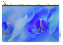 The Scent Of Blue Mystique Carry-all Pouch