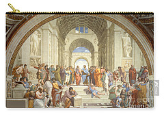 The School Of Athens, Raphael Carry-all Pouch